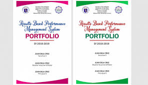 Cover Page For Portfolio Rpms Portfolio Page Cover Editable Word Format