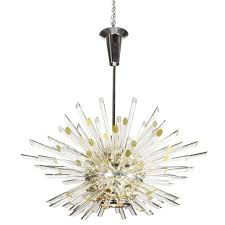 modern crystal sputnik chandelier manner of bakalowits sohne