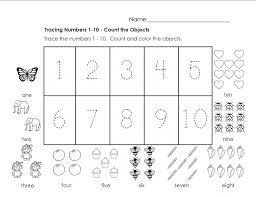 traceable numbers 1 10 worksheets to print activity shelter number ...