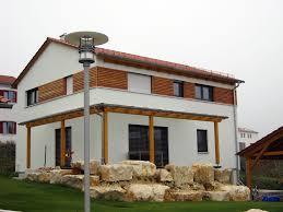 Einfamilienhaus Modern Holzhaus Satteldach Modern Fenster