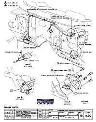 High beam indicator trifive 1955 chevy 1956 chevy 1957 wiring diagram