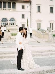 A Romantic Miami Wedding With A