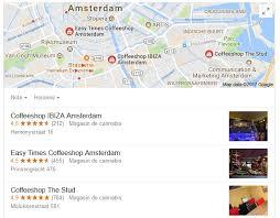 amsterdam coffeeshop directory map