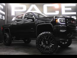 custom lifted gmc sierra. Delighful Gmc 2017 GMC Sierra 1500 Crew Cab 4WD Custom Lifted Pace Edition To Gmc A