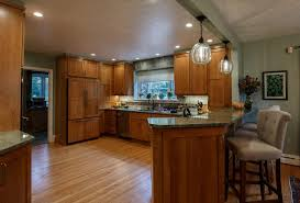 kitchen cabinets should they go to