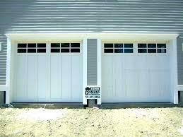 small space garage door opener decorating inspiration
