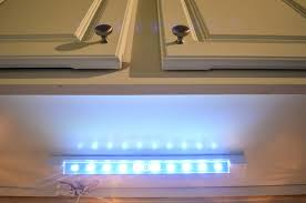 wireless led under cabinet lighting battery operated light cupboard powered kitchen best lights