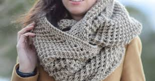 Free Scarf Patterns Custom The Traveler Knit Infinicowl Scarf Pattern Mama In A Stitch