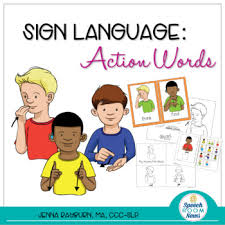 Baby Sign Language Chart Template Custom American Sign Language Teaching Resources Lesson Plans Teachers