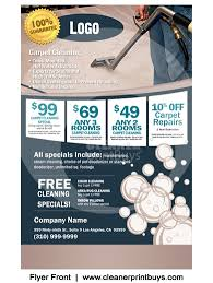 carpet cleaning flyer cleaning flyer 8 5 x 5 5 c0004
