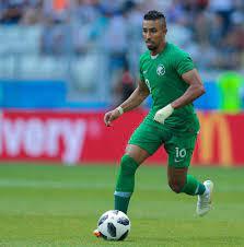 سالم الدوسري ضمن افضل 50 لاعباً بالمونديال