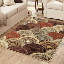 circle area rugs elements sage green abstract circles contemporary rug large semi