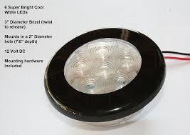 com mini dome light convenience courtesy light white light compact 2 75 12 volt fixture truck auto rv aircraft lighting automotive