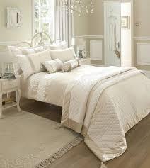 classique cream duvet cover quilt set single double kingsize or superking in home