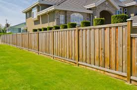 Board on board fences are beautiful while providing enhanced privacy  because there are no gaps between