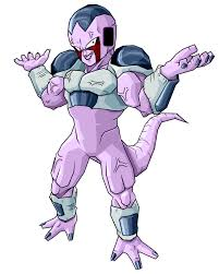 4th form frieza image king cold 4th form full power by db own universe arts