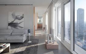White Sofa Lamp Table Wooden Chair Carpet Rug Glass Door Window Aluminium Home Decor