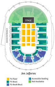 Save On Foods Memorial Centre Victoria Seating Chart Jim Jefferies At Save On Foods Memorial Centre Select Your