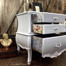 how to wallpaper furniture. curvy girl with secrets painted bombe chest decoupage hand furniturediy furniturewallpaper how to wallpaper furniture o