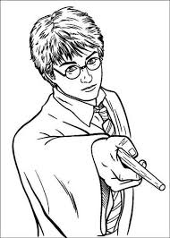Small Picture 70 best Harry Potter Coloring Pages images on Pinterest Harry