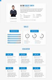 012 Free Html Resume Template Website Then Best Templates For