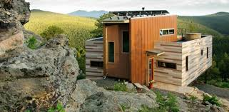 Nederland Colorado Shipping Container Home