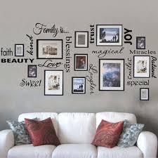 family room wall art amazing free shipping family is vinyl lettering quote decor and 2  on transitional style wall art with family room wall art amazing free shipping family is vinyl lettering