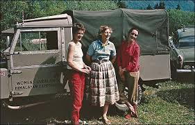 The Three Daring Women Who Traversed the Himalayas in 1958 – Brewminate