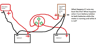 boat battery isolator switch wiring diagram not lossing wiring battery wiring question the hull truth boating and guest battery switch wiring diagram noco battery isolator
