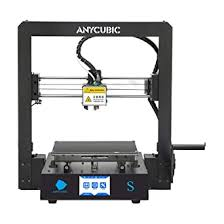 <b>ANYCUBIC Mega</b> S, FDM 3D Printer with UltraBase Heated Build ...
