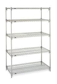 starter units consists of four posts indicated number of super adjule 2 super erecta shelves