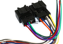 chevy aveo car stereo cd player wiring harness wire aftermarket click thumbnails to enlarge