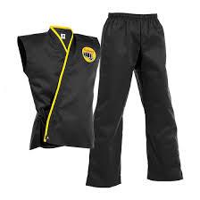 Century Martial Arts Uniform Size Chart Cobra Kai Costume Uniform Be Johnny Lawrence 89 99
