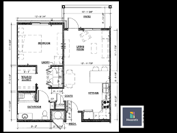 one bedroom senior apartment