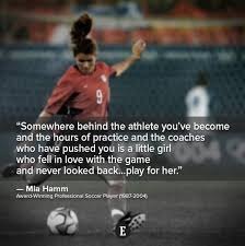 Famous Athlete Quotes Magnificent Famous Sports Quotes About Somewhere Behind The Athlete Golfian