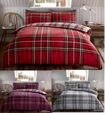 flannel bedding set in stock