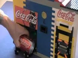 Lego Vending Machine Kit Custom Another Interesting Canned Drinks Dispenser Using Lego Lego Soda