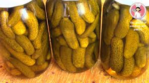 Pickled <b>Turkish cucumber</b> is wonderful and easy - YouTube