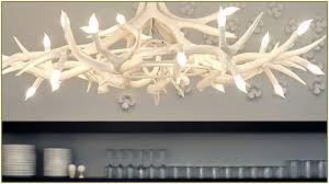 white antler chandelier modern home design ideas incredible and 19 pertaining to trendy modern antler chandelier