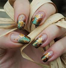 nail designs for fall 2014. autumn nail art designs for fall 2014 +