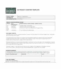 project charter construction construction project documentation template project charter