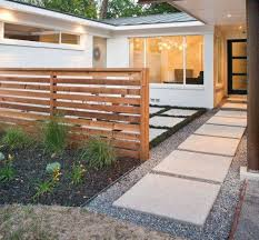 Landscape Modern Landscape Ideas For Front Of House Backyard Fire