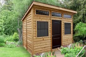 cedar shed garden studio
