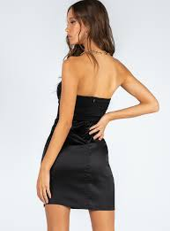 Quinn Mini Dress Black