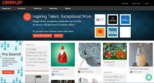 Work Portfolio Top 22 Free Online Portfolio Websites To Create Perfect Ux