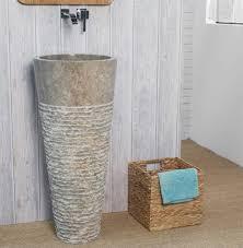 Marble pedestal sink Wash Basin Grey Carved Marble Pedestal Sink 90 40cm Alibaba Grey Carved Marble Pedestal Sink 90 40cm