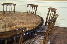 round dining room sets with leaf. View Larger. Large Round Walnut Dining Room Table With Leaves Sets Leaf I