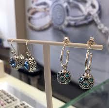 Design Your Own Hoop Earrings Create Your Own Custom Pandora Earrings Its Easy