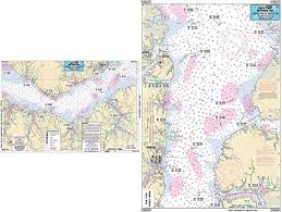 Neuse River Depth Chart Captain Segull Chart No Nrl337 Lower Neuse River Nc