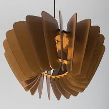 Kagous Is A Wood Pendant Light For Modern Home Stylist Design Style